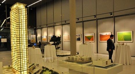 Ankara One Tower'da sanat günleri başladı