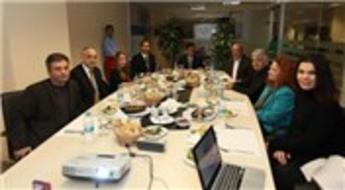 Panagiotis Koutsikos'tan Türk-Yunan ticaretinin gelişmesi bir adım daha