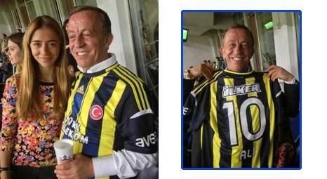 Trabzonspor taraftarlığıyla bilinen Ali Ağaoğlu aslında Fenerbahçeli mi