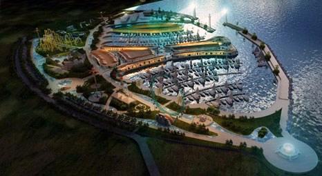 Tuzla'da Venedik modeli marina projesi hayata geçiyor