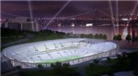 Beşiktaş, İnönü Stadı'nın inşaat ruhsatını aldı