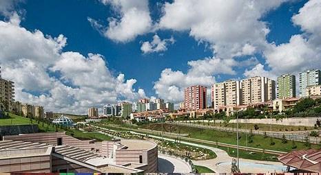 Başakşehir'de konut metrekare fiyatları 3 bin ile 7 bin TL arasında değişiyor