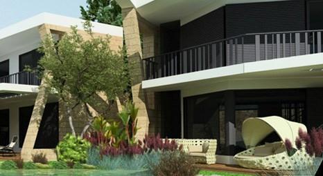 Bodrum RetrON Residence'ta fiyatlar 425 bin eurodan başlıyor