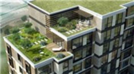 Ve Güneşli Evleri'nde 267 bin liraya bahçeli daire