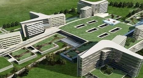 Elazığ Şehir Hastanesi'nin temeli 19 Aralık'ta atılacak