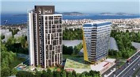Mai Residence'ta balkonlu rezidanslar satışta!