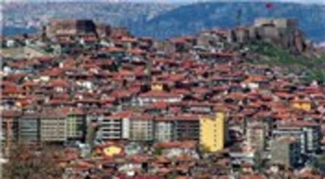 Ankara Büyükşehir Belediyesi Altındağ'da 3 katlı bina satıyor