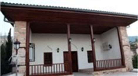 Bursa'da Feyzullah Paşa Mescidi ilk günkü ihtişamına kavuştu