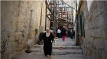 İsrail'in kazıları yüzünden Kudüs'te 40 ev çökebilir
