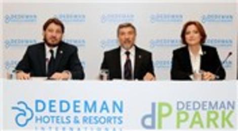 Dedeman Otelcilik hisselerini Murat Dedeman ve ailesi devraldı