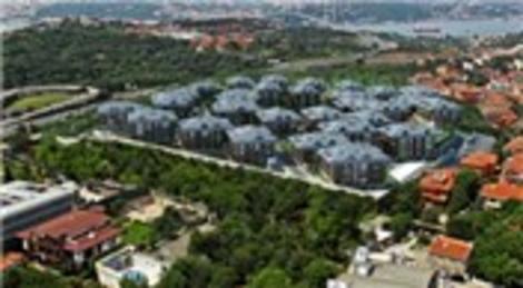 Kraliyet ailesi Şehrizar Konakları'ndan 9+1 tipinde daire satın aldı