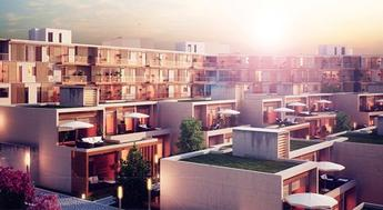 Q Bahçe'de son dairelerin satışı sürüyor