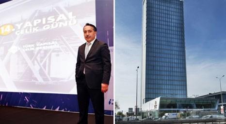 Boztepe Yapı, Double Tree Hotel ile en yüksek çelik yapı ödülünü aldı