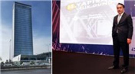 Boztepe Yapı, Hilton Hotel'e Türkiye ve Avrupa'dan çelik yapı ödülü aldı