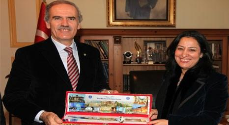 Bursa Büyükşehir Belediyesi'nin çalışmaları Irak'ın Erbil kentine ilham verdi