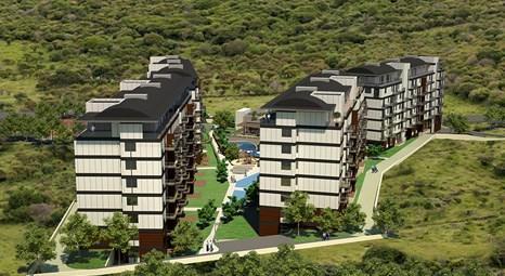 Dekon Silva daire fiyatları 181 bin TL'den başlıyor