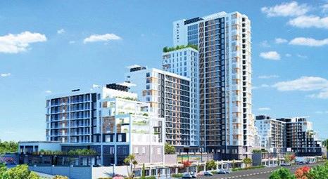 Gül Park Yaşam Evleri'nin yüzde 15'i ön talep sürecinde satıldı
