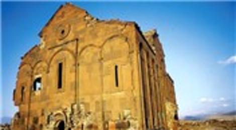 Kars'taki Ani Ören Yeri'ni 23 bin 730 kişi ziyaret etti
