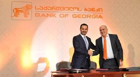 Gürcistan'ın en büyük bankası Bank of Georgia, Türkiye'de temsilcilik açıyor