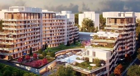 W Roof Kurtköy projesi fiyatları 195 bin liradan başlıyor