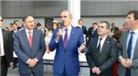 Bursa Soğukkuyu Kamil Saker Spor Tesisleri yarın açılacak
