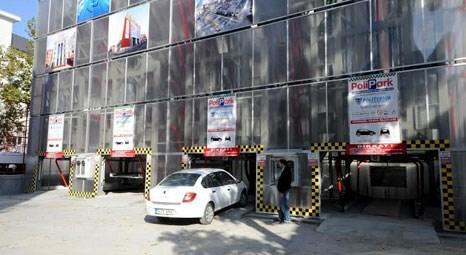Bağcılar'a 48 araç kapasiteli akıllı otopark inşa edildi