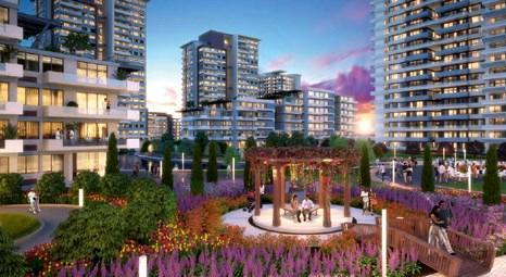 Bulvar İstanbul Başakşehir projesi daire fiyatları