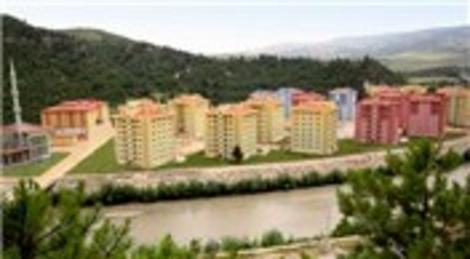 TOKİ Karaman Kırbağı'nda 1 konut satışa çıktı