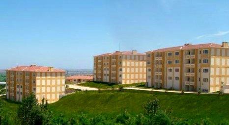 Isparta Aliköy TOKİ Evleri'nde 82 bin 895 TL'ye son konut