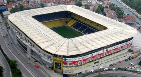 Şükrü Saracoğlu Stadyumu'nun adı değişiyor