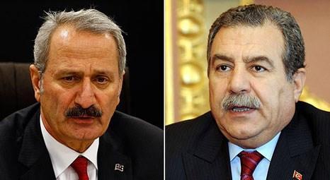 Zafer Çağlayan ile Muammer Güler bakanlık görevlerinden istifa etti