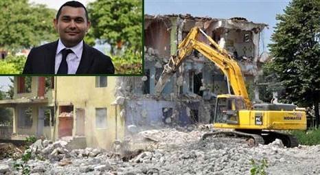 Ali Güvenç Kiraz 'Kentsel dönüşüm projelerinde kent dokusu korunmalı'