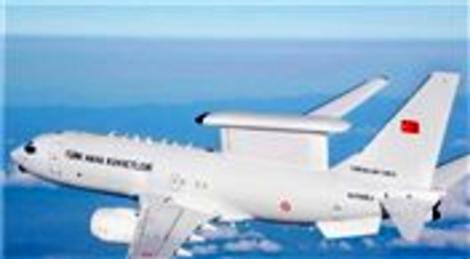 Boeing, AWACS'lar için Türkiye'ye 600 bin dolar tazminat ödeyecek