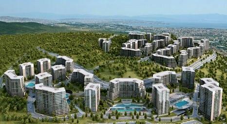 Tuzla Evora İstanbul satılık ev fiyatları