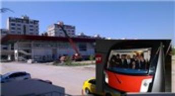Ankaralılar yeni metroyu kullanmak için gün sayıyor