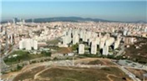 Ataşehir Belediyesi Küçükbakkalköy'de 54.5 milyon liraya arsa satıyor
