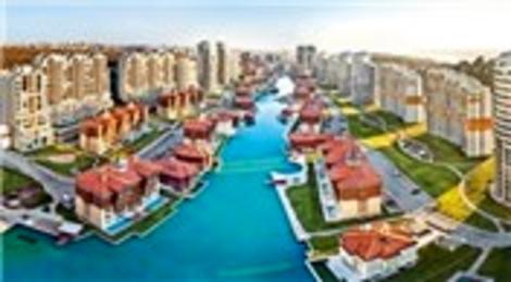 Sinpaş Bosphorus City satılık yalı dairesi