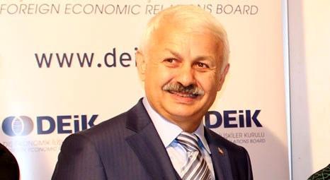 İbrahim Ekşi 'Türk inşaatçılarının engelleri kaldırılmalı'