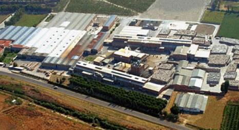 Mondi Tire Kutsan Kağıt Tekirdağ'daki fabrikasını sattı