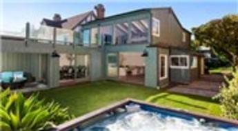 Leonardo DiCaprio'nun sattığı evinden görüntüler