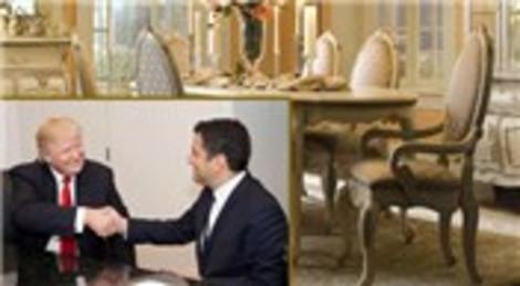 Dorya Mobilya, Donald Trump ile ortaklık kurdu