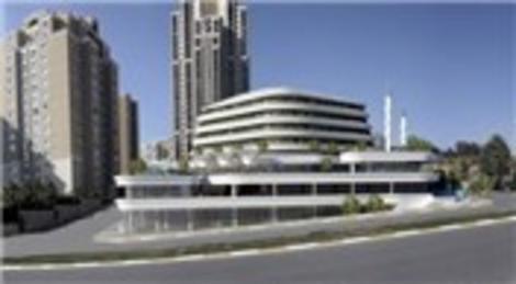 Özak GYO Bulvar 216 projesinde OPET'e 31 ofis sattı
