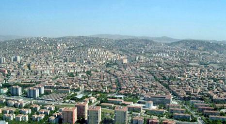 Kentsel dönüşüm projeleri Ankara Yenimahalle'nin çehresini değiştirdi