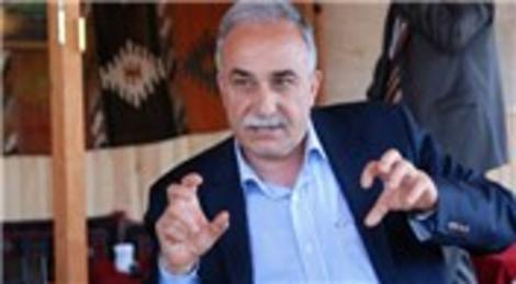 Eşref Fakıbaba'dan TÜRGEV'e 3 milyon liralık arsa