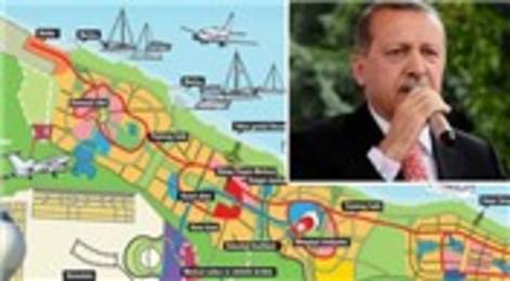 Recep Tayyip Erdoğan, Yenişehir projesini açıklayacak