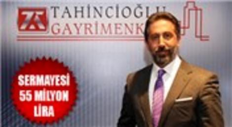 Tahincioğlu Ataşehir İnşaat gayrimenkul sektöründe