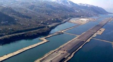Ordu-Giresun Havalimanı inşaatında sona yaklaşılıyor