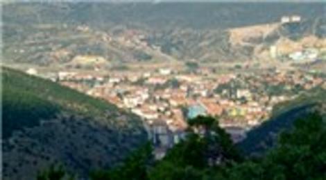 Ankara Kızılcahamam Belediyesi'nden satılık 4 parsel arsa