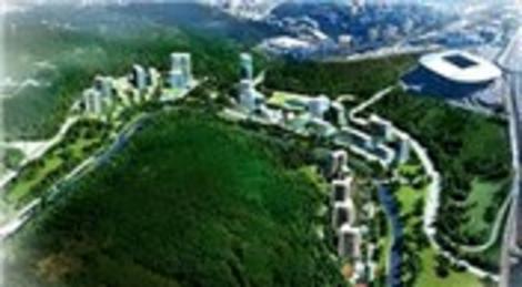 Yenişehir projesinde 2.4 milyon kişi yaşayacak