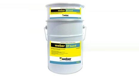Weber EP bond, su yalıtımında hızlı çözümler sunuyor